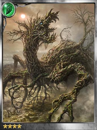 (Aspire) Dragon of Entangling Earth