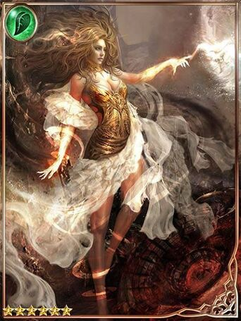 (Eclipse) Sun Goddess Amasol