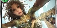 (Blue Skies) Calia, Giant Princess