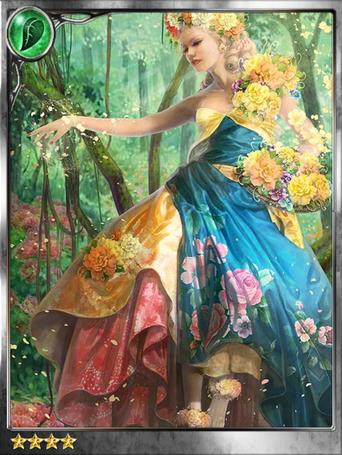 (Fragrant) Flower Deity Florence