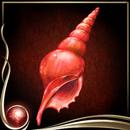 Red Seashell