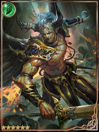 (Demoniac) Vanael the Hazardous