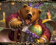 (Practiced) Egg-Stealing Bear