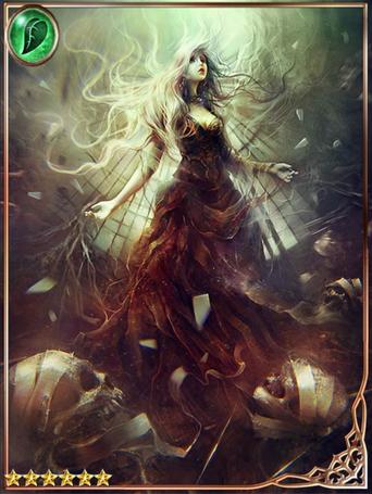 (Deathgiver) Neria, Clad in Black