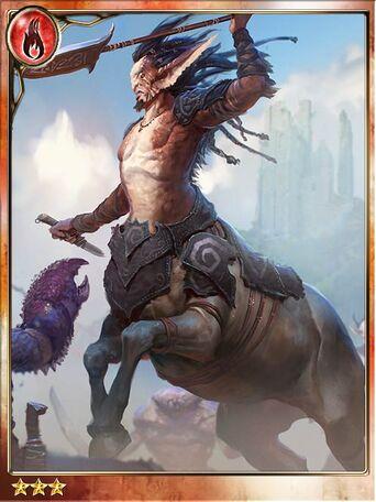 Plains Warrior Ulysses