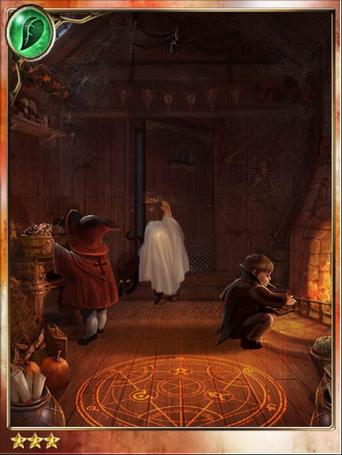 Witch-Summoning Children
