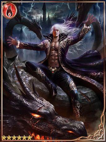 (Drake Army) Dragonmaster Brizio