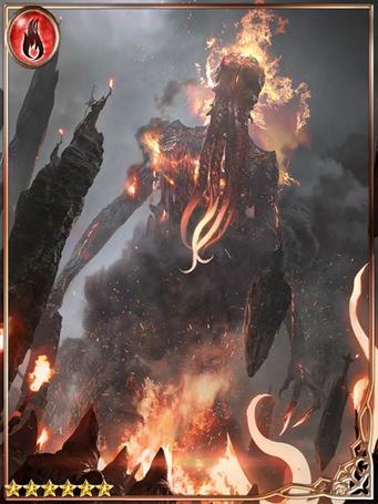 (Resentful) Igduss, Undying Blaze