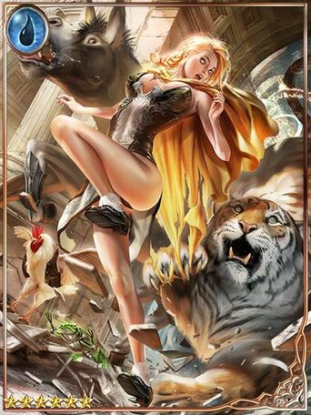 (Frisky) Runia, Beast Devotee