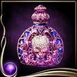 Purple Perfume Bottle EX