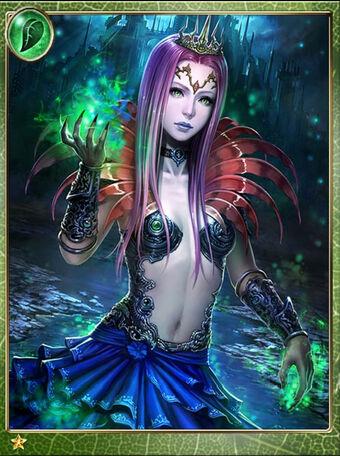 Shrewd Virulent Witch