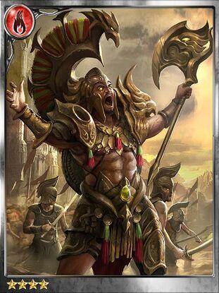 (Shield) Warrior Zealot Hayagriiva