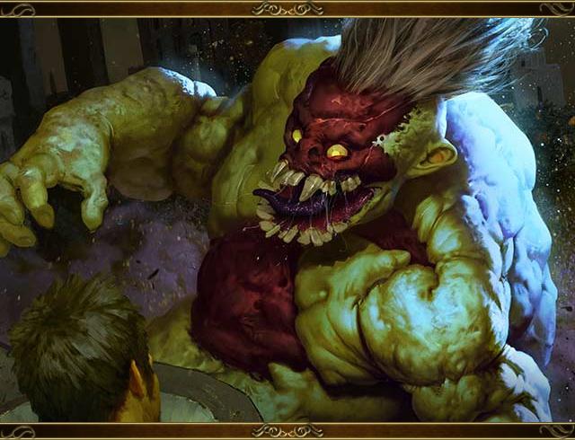 Main Boss (Rioter) City-Storming Beast