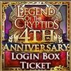 4th Anniversary Login Ticket