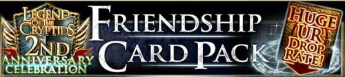 Friendship Card Pack 2