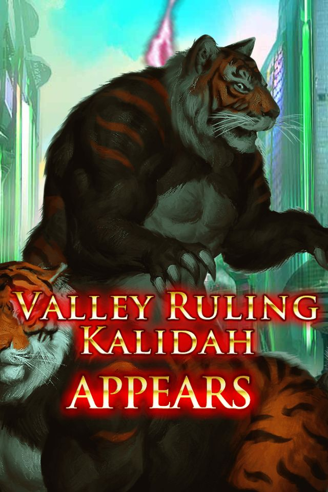 Valley Ruling Kalidah