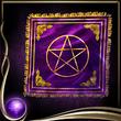 Purple Altar Cloth