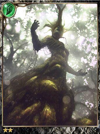 (Arbor) Melda, Ancient Forest Witch