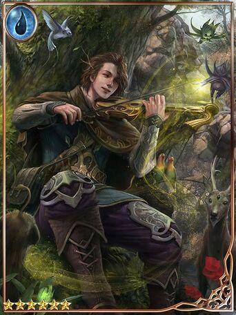 (Resonating) Eyd, Mystic Violinist