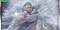 (Foraging) Ice Huntress Floriana