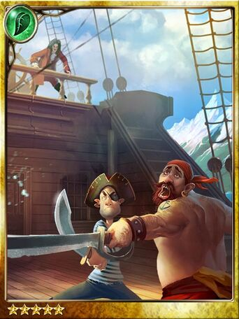 (Lively) Pirate Crew Ambuscade