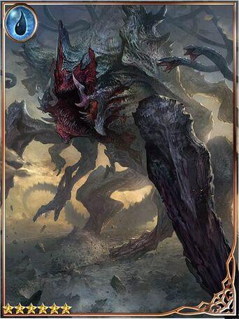 (Calamity) Rampant Sheba Beast