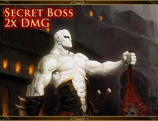 Secret Boss Zacharias, Gold Devil King