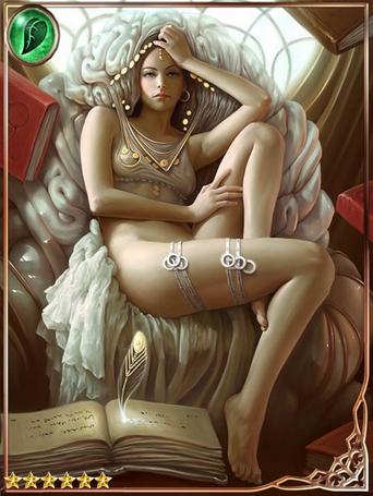 (Artistic) Descriptive Lady Pirium