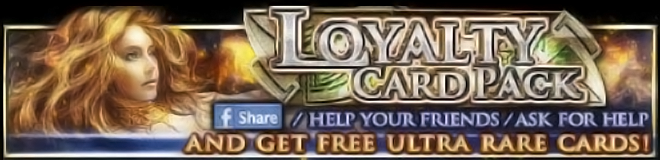 Loyalty Card Pack