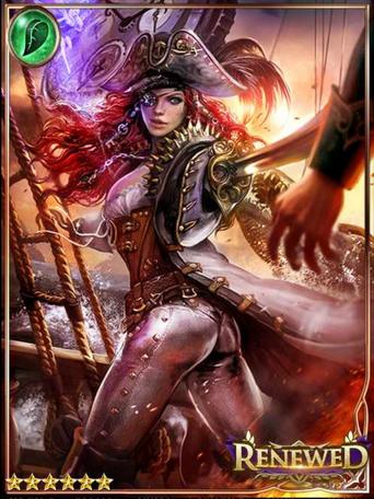 (T) Vindictive Captain Hook