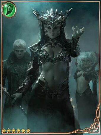 (Coveting) Dark Queen Guinevere