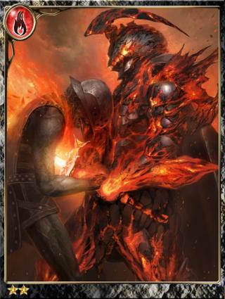 (Judgment) Valiant King of Lava