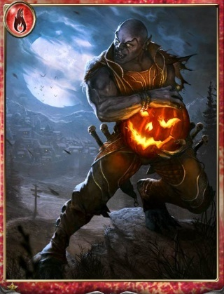Halloween Reporter Baron