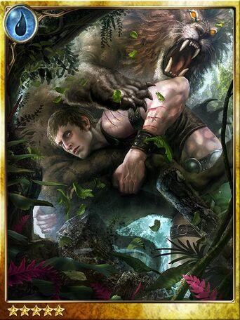 Hercules, Demigod Hero