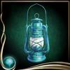 Turquoise Lantern