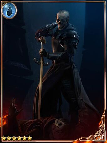 (Drowning) Dohran, Spiteful Wraith