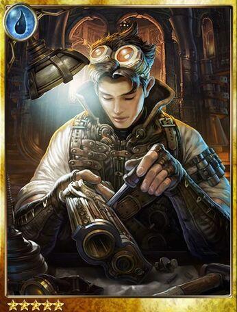 Iron Engineer Volker