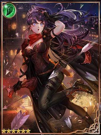 (Devil's Luck) Novice Burglar Feena