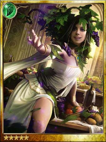 (Feasting) Organa, Goddess of Wine