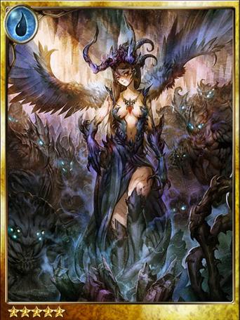 Demonic Angel Ruth