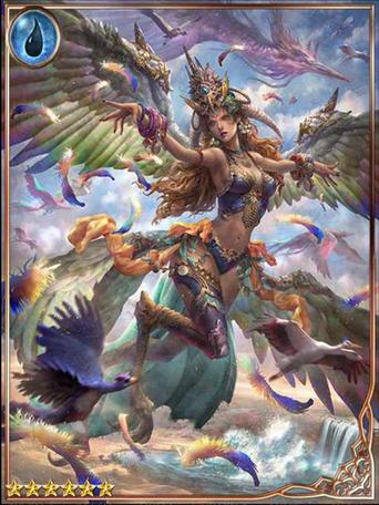 (Ruffled) Runandy, Bird of War