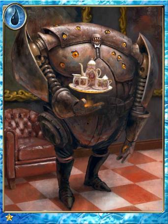 Mechanical Butler