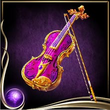 Purple Violin EX