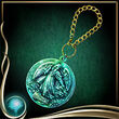 Turquoise Medaille