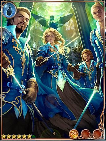 (Ally) Altruistic Azure Musketeers