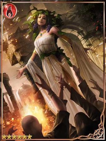 (Binge) Organa, Goddess of Wine