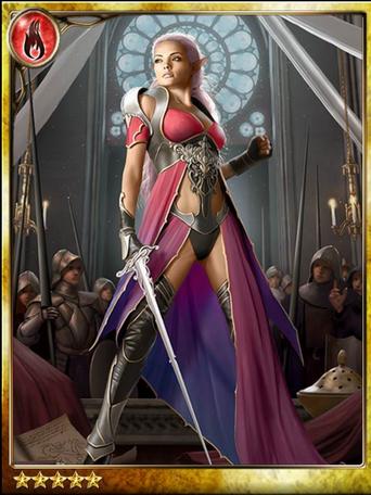 Cavalry Princess Illucia