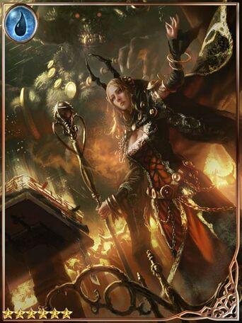(Frozen Evil) Kajuna, Pact Queen