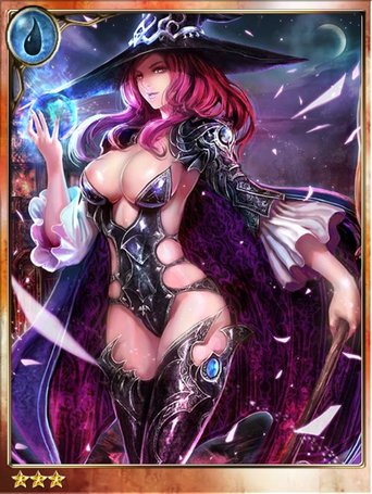 Black Witch of Sabato