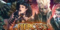 Heroes Colosseo XVIII